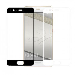 Aps. ekrano stiklas Tempered Glass Huawei Y5 2018 Full 5D