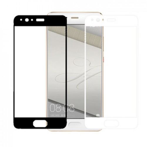 Aps. ekrano stikliukas Tempered Glass Huawei P20 Lite Full 5D