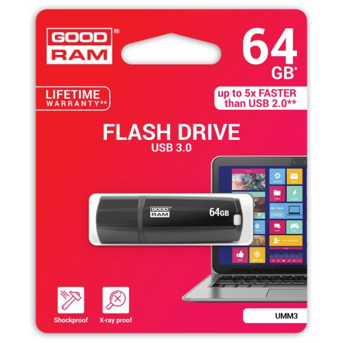 USB Flash amintinė 64GB