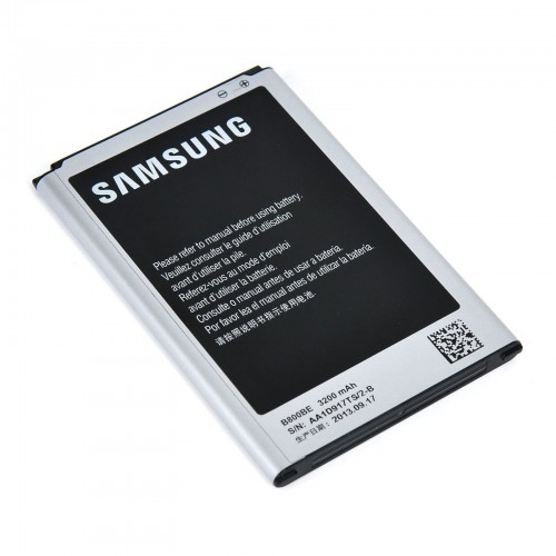 Baterija Samsung N9005 Note 3 3200 mAh Original (EBB800BE)