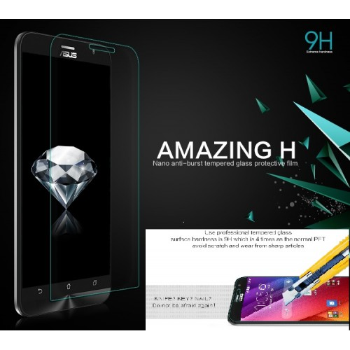 Apsauginis stiklas Tempered glass Nillkin Huawei P9 Plus Full