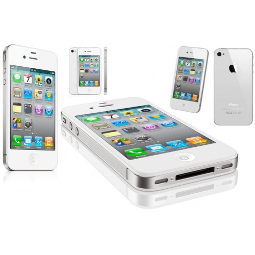 Apple iPhone 4S 8GB (Naudotas)