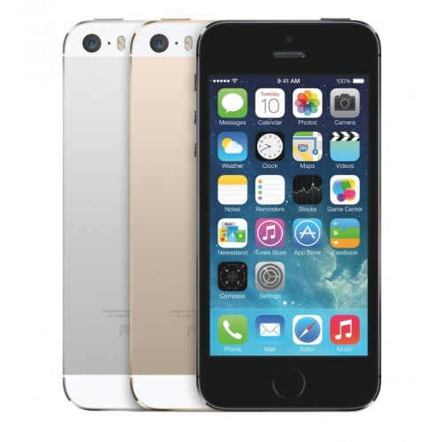Apple iPhone 5S 64GB (Ekspozicinė prekė)