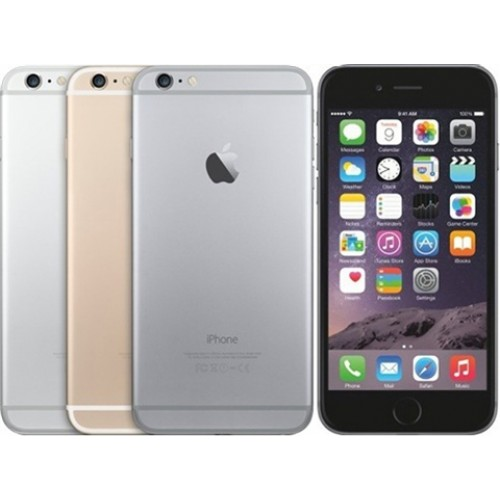 Apple iPhone 6 64GB (Ekspozicinė prekė)