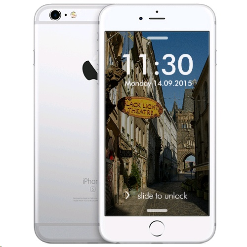 Apple iPhone 6S Plus 32GB (Ekspozicinė prekė)