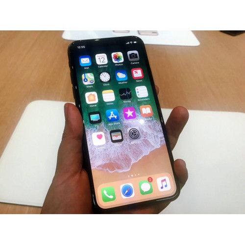 Apple iPhone X 64GB (Ekspozicinė prekė)