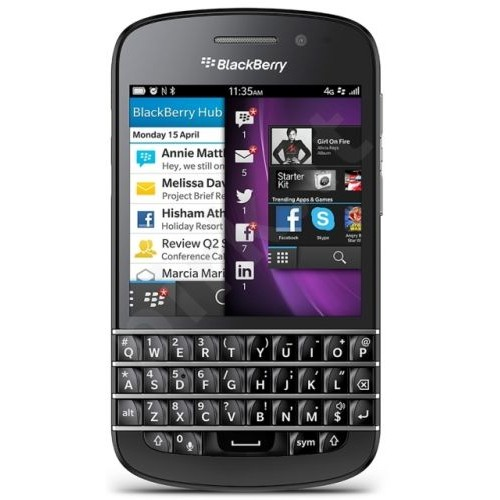 Blackberry Q10 (Naudotas)