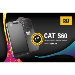 Caterpillar CAT S60 Dual Sim (Service New)