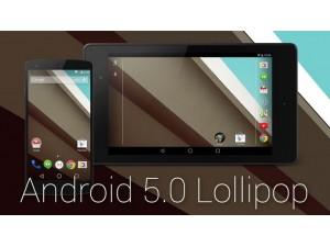 Oficialiai pristatyta Android versija 5.0 Lollipop