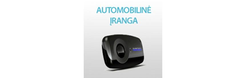 Automobilinė įranga mobiliems telefonams