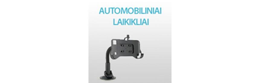 Automobiliniai laikikliai mobiliems telefonams