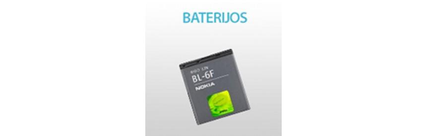 Baterijos mobiliems telefonams