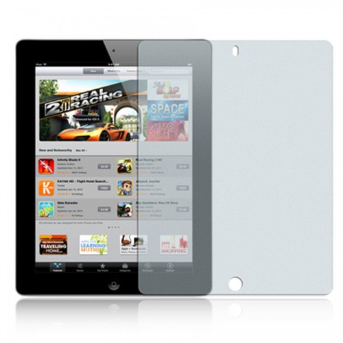 Apsauginė plėvelė Apple iPad 2/3/4