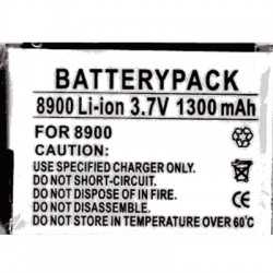 Baterija Blackberry 8900 1550mAh