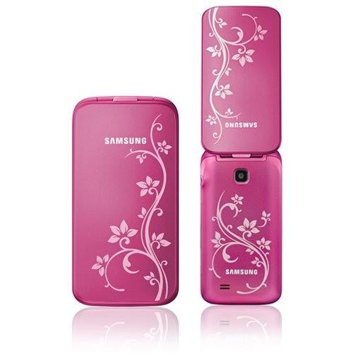 Samsung C3520 LaFleur (Naudotas)
