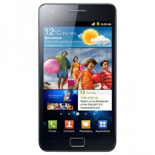 Samsung i9100 Galaxy S2 (Naudotas)