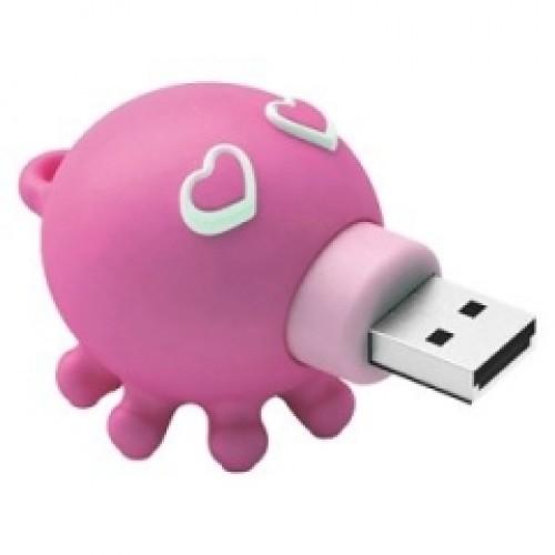 USB Duomenų laikmena 4GB Octopus