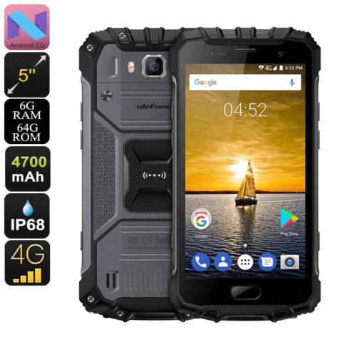 Ulefone Armor 2 64GB 6B RAM Dual Sim
